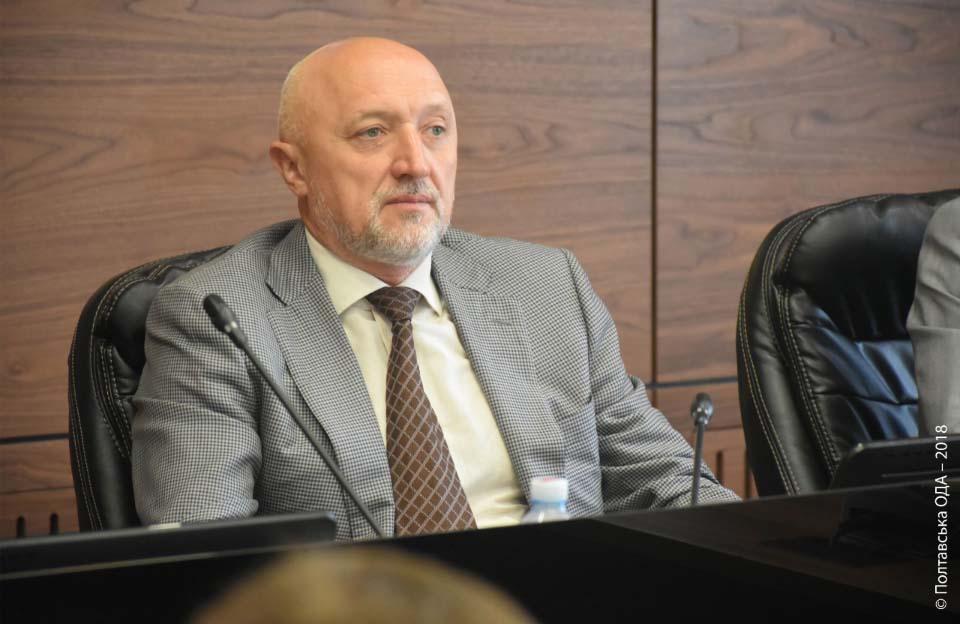 Голова ПОДА Валерій Головко