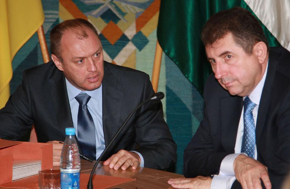 Олександр Мамай та Олександр Удовіченко