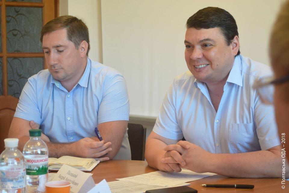 Сергій Марчишинець та Андрій Пісоцький
