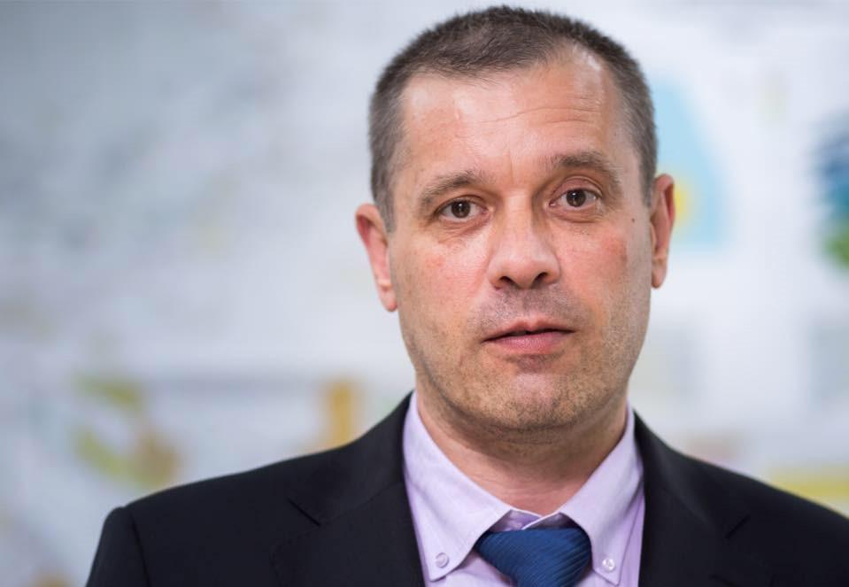Головний геолог ГПУ «Полтавагазвидобування» Анатолій Федченко