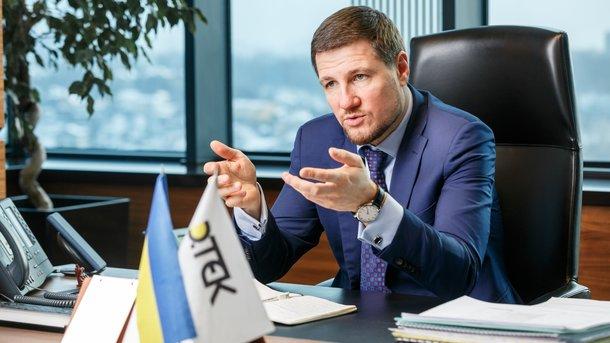 Генеральний директор «ДТЕК Нафтогаз» Ігор Щуров