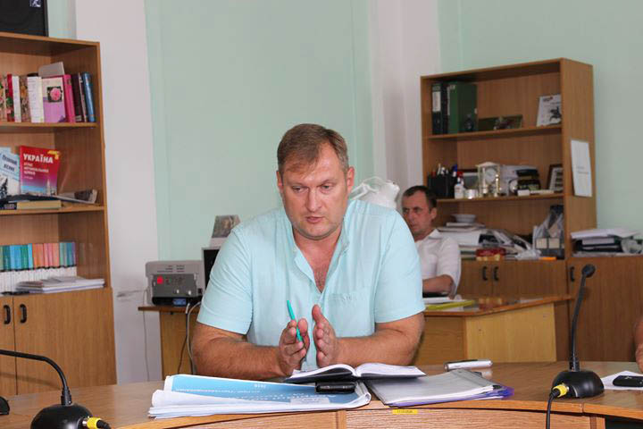 Головний інженер Полтававодоканалу Євген Забишний