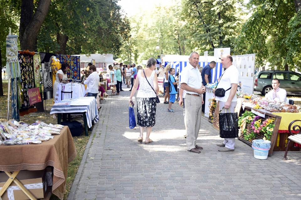 Виставка-ярмарок Кращі товари Полтавщини