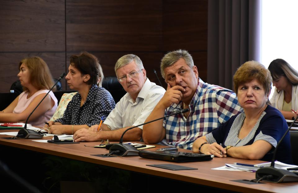 Директор Департаменту екології та природних ресурсів Полтавської ОДА Ігор Піддубний