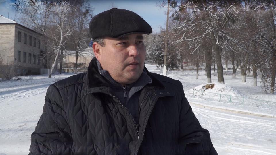 Голова Сенчанської ОТГ Віктор Лисий