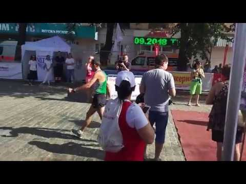 Полтава «Нова Пошта» напівмарафон-2018 — фініш 21 км, чоловіки (02.09.2018)