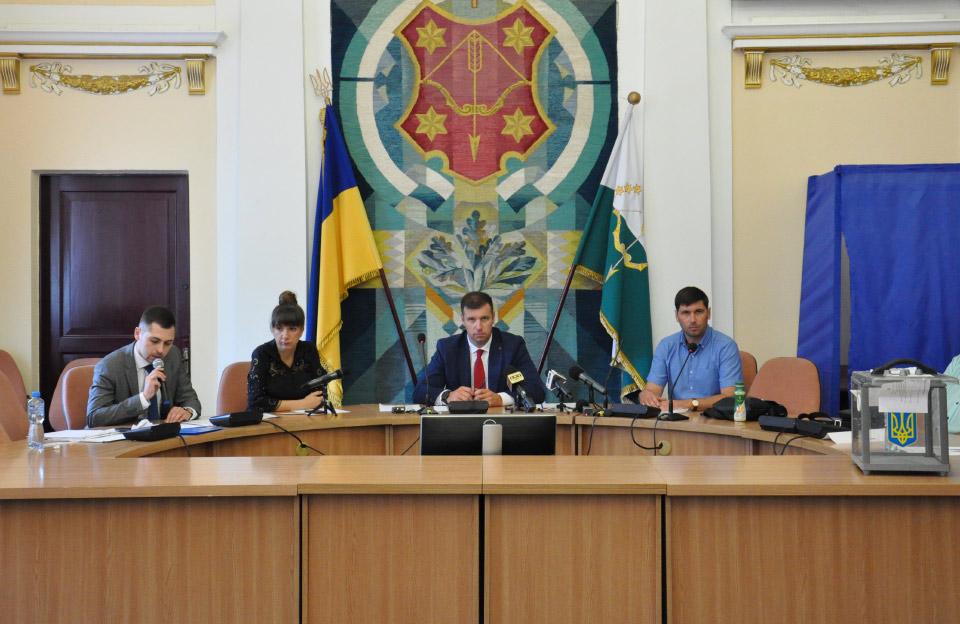 Засідання сесії 31 серпня