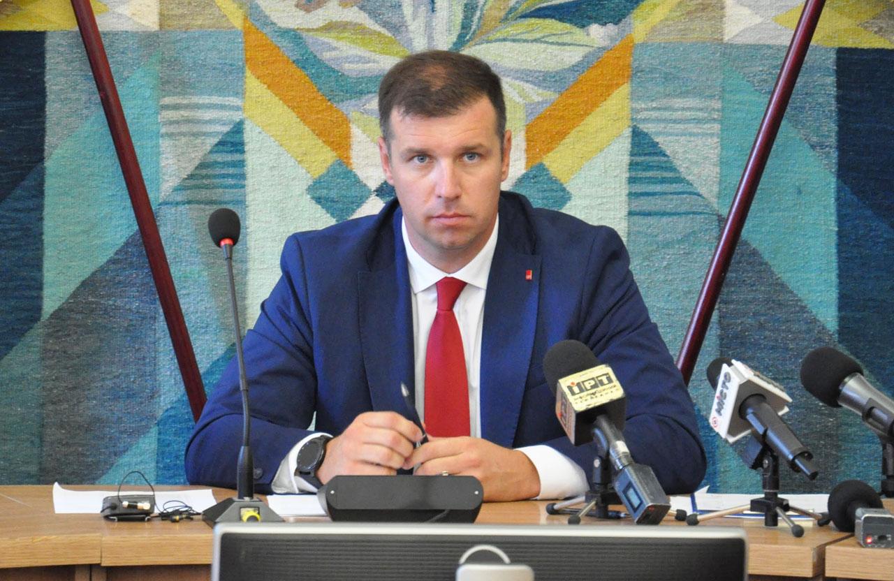 Олександр Шамота — новий секретар Полтавської міської ради