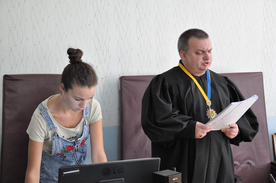 Суддя Олександр Калько