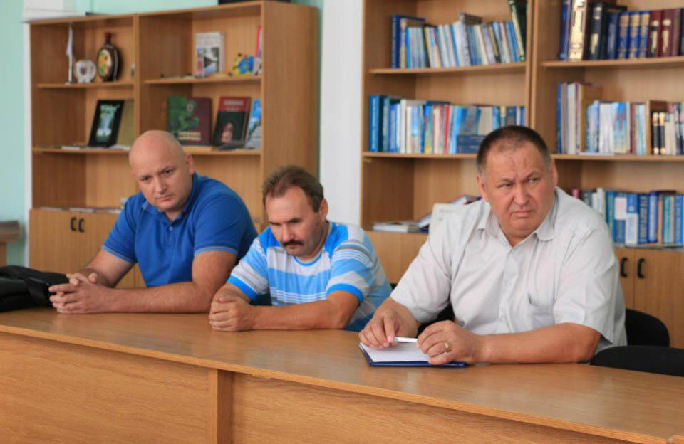 Перевізники, які прийшли на зустріч до міськради