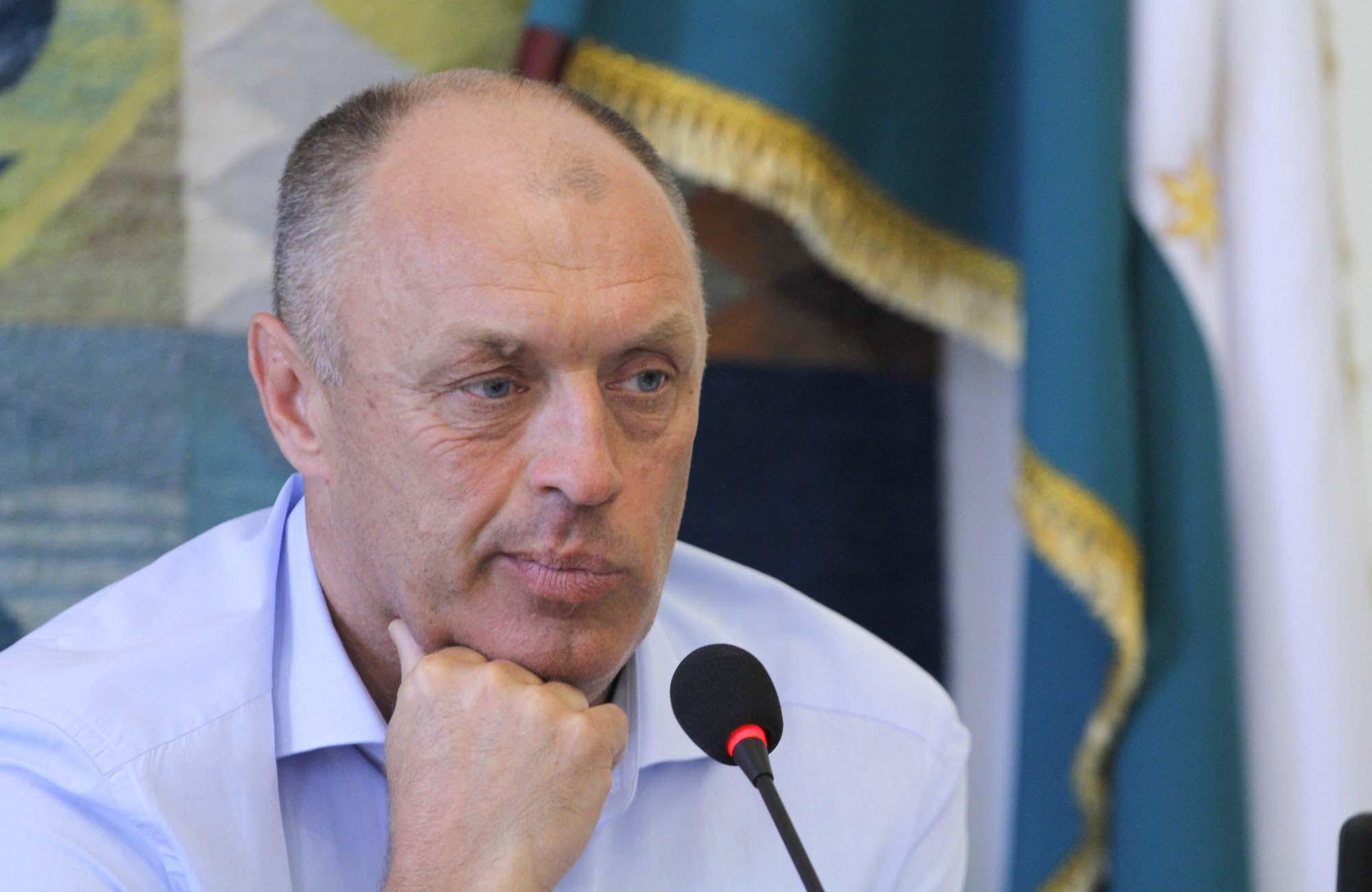 Колишній Полтавський міський голова Олександр Мамай