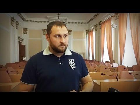 Анатолій Шиян пояснив причину появи Нацкорпусу у Полтавській міськраді (2018.09.19)