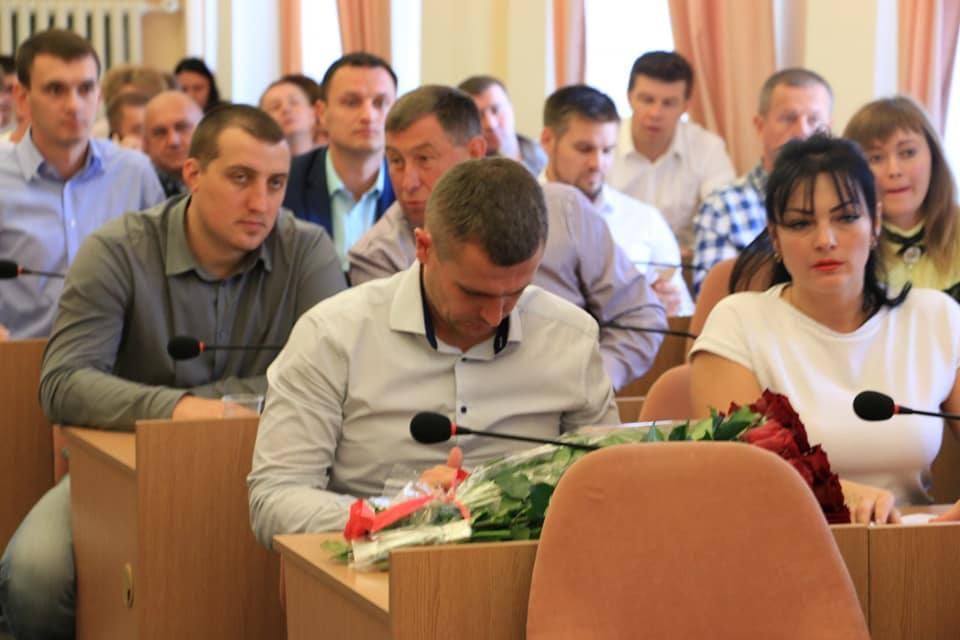 Сесія Полтавської міської ради