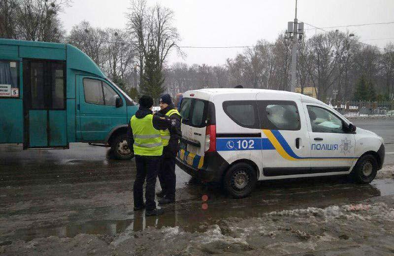 У Полтаві суд оштрафував водія маршрутки, з якої випала жінка