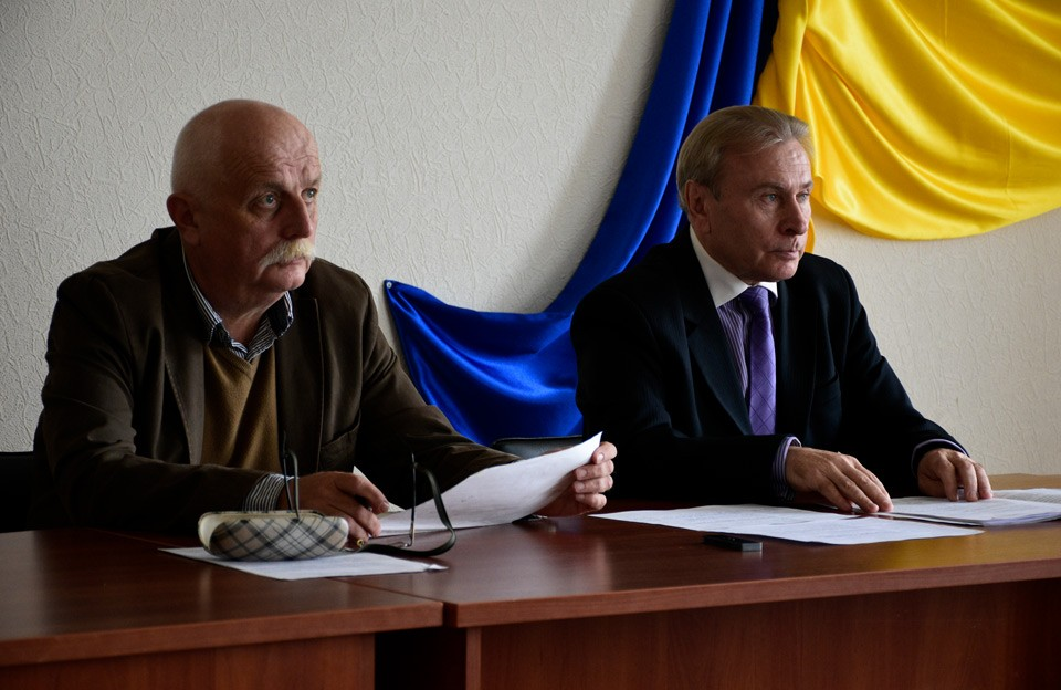 На Полтавщині погодили режими роботи водосховищ в осінньо-зимовий період