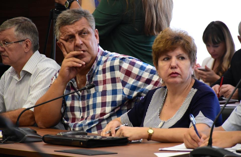 Директор Департаменту екології та природніх ресурсів Полтавської ОДА Ігор Піддубний