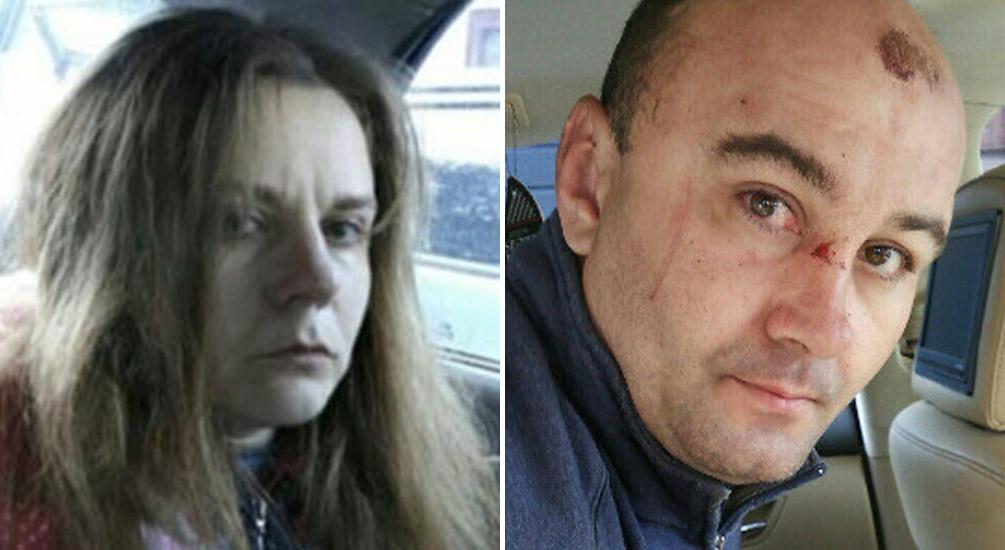 Марія Запорожець та Віталій Суржан