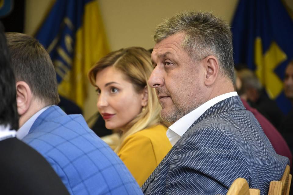 Директор Департаменту екології та природних ресурсів Полтавської облдержадміністрації Ігор Піддубний