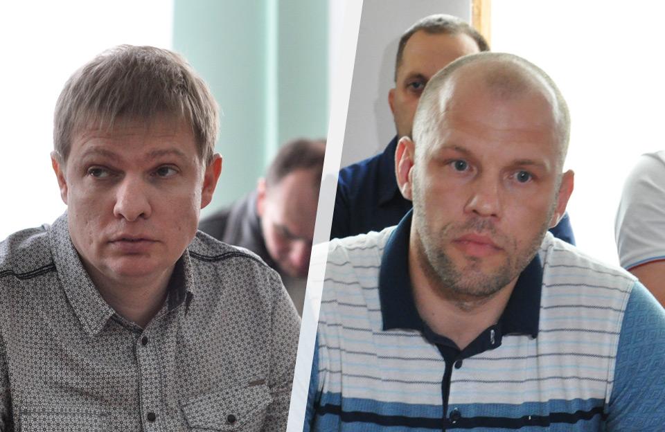 Євген Дикань та Євген Ніколаєнко