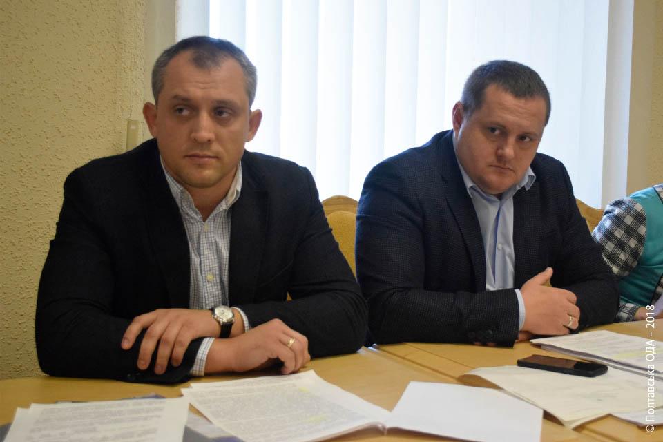 Олексій Басан та Тимофій Голбан