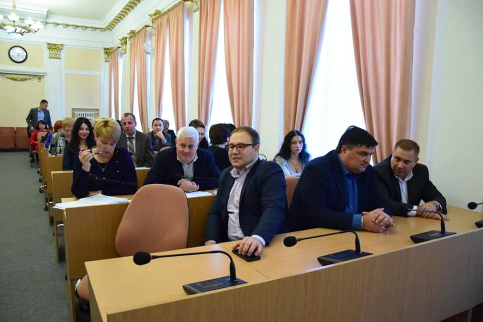 Під час засідання виконкому