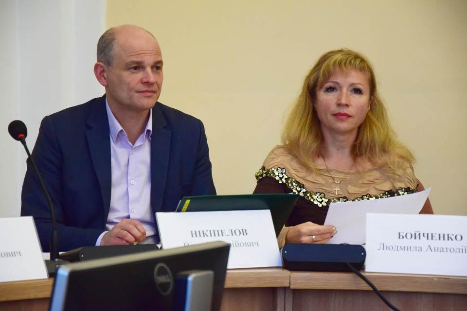 Віталій Нікіпелов та Людмила Бойченко