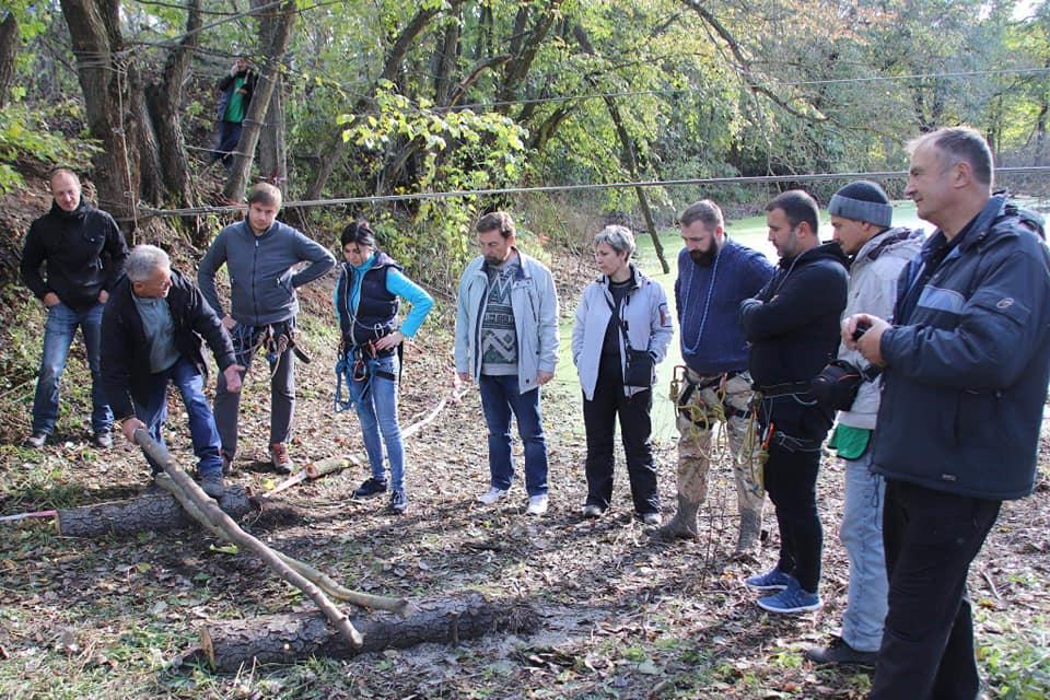 Змагання пройшли на базі Дитячого оздоровчого центру санаторного типу «Миргородський»
