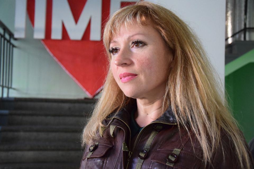 Заступник зміського голови з гуманітарних питань Людмила Бойченко
