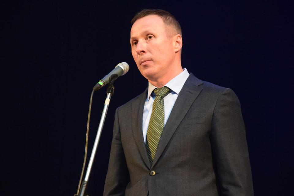 Голова фракції БПП Солідарність Андрій Матковський
