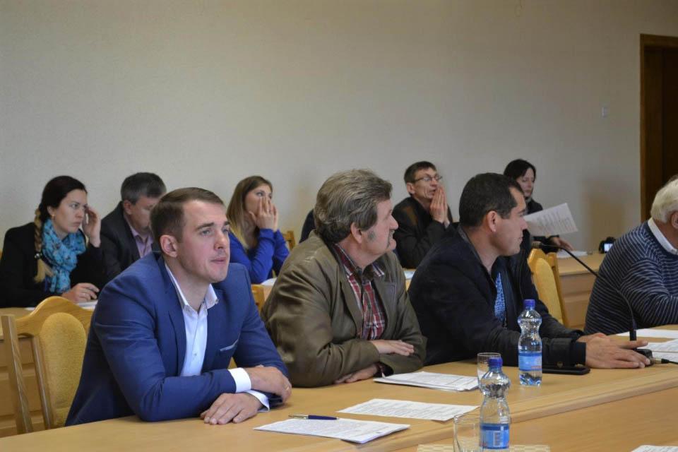 Керівник Державної екологічної інспекції в Полтавській області Вадим Осипенко
