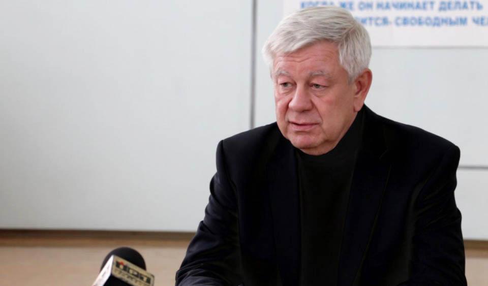 Генеральний директор КП «Полтававодоканал» Василь Воротинцев