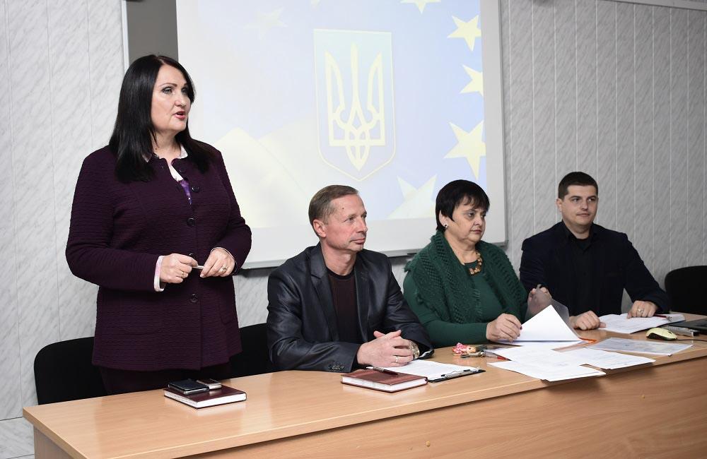 Олена Харченко, Віктор Гриженко, Тетяна Закапко, Сергій Рибалко