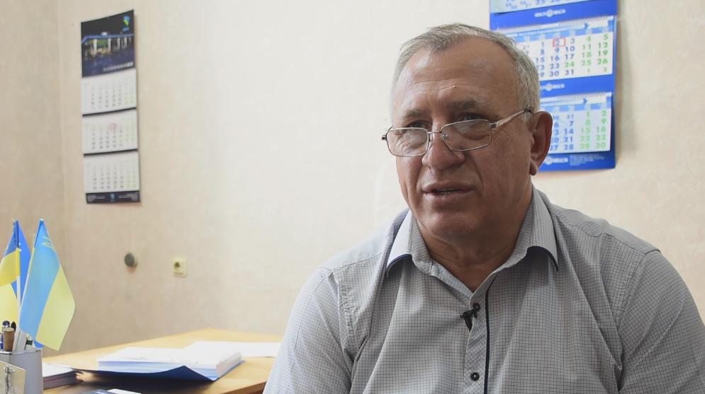 Фахівець Департаменту екології та природних ресурсів Полтавської ОДА Михайло Савченко