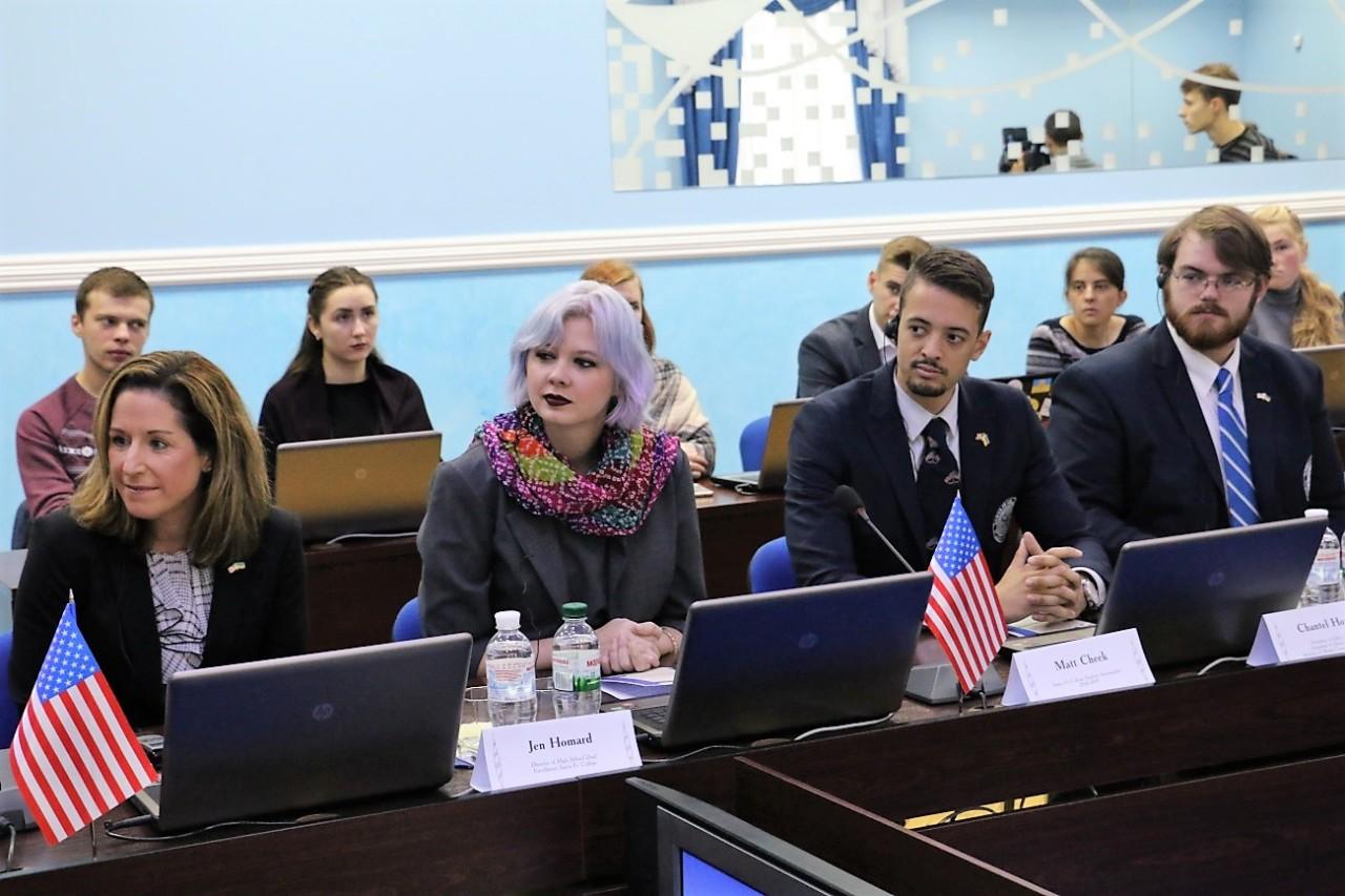 Співпраця ПолтНТУ з американськими колегами розпочалася 2016 року