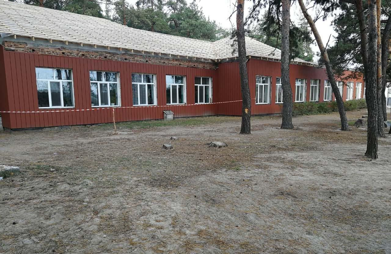 Ремонтні роботи в Новоселівській ЗОШ
