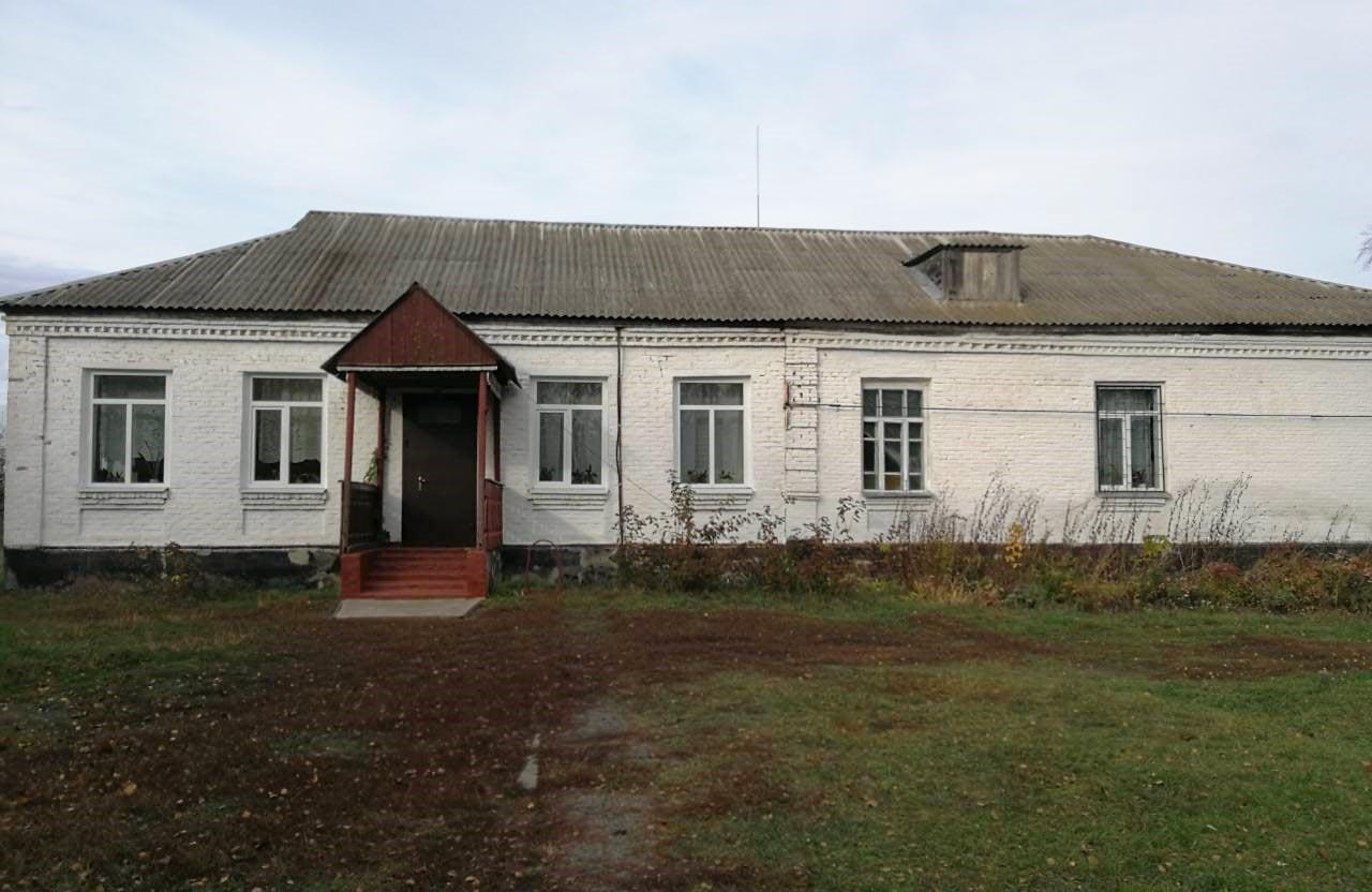 Будівля Мар'ївської ЗОШ