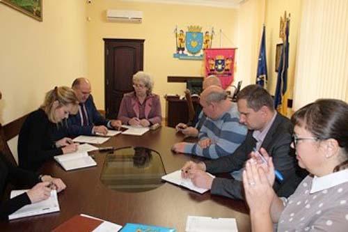 Підписання договору про співробітництво для створення КП «Міжрайонний центр стоматології»
