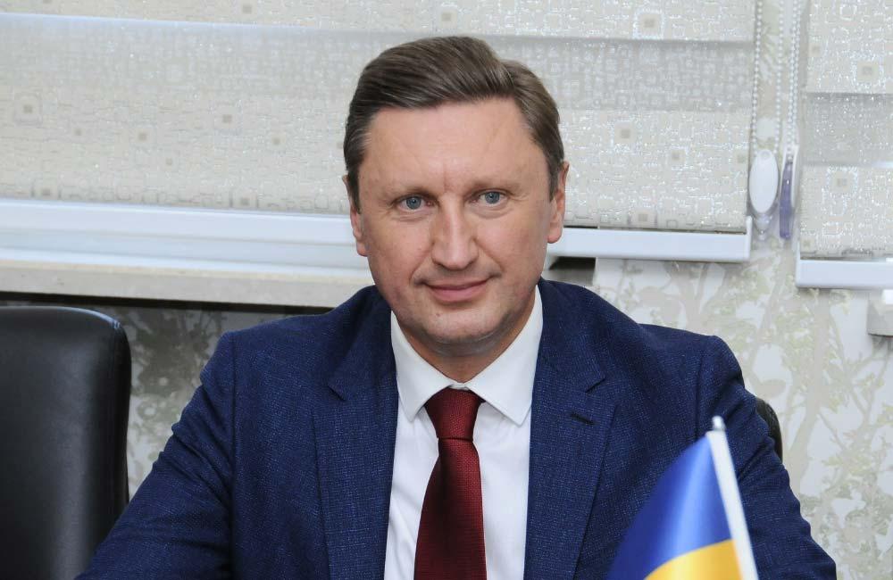 Володимир Онищенко, ректор ПолтНТУ