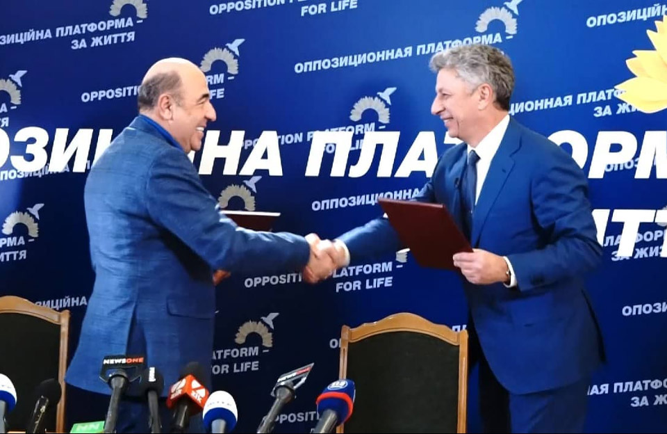"""Коаліція, яку сформують партії """"капітуляції"""", це вигідний РФ формат, - Данилюк - Цензор.НЕТ 5859"""
