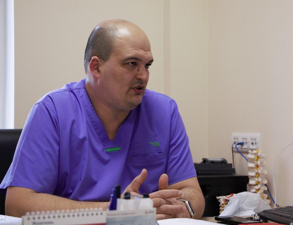 Михайло Тончев
