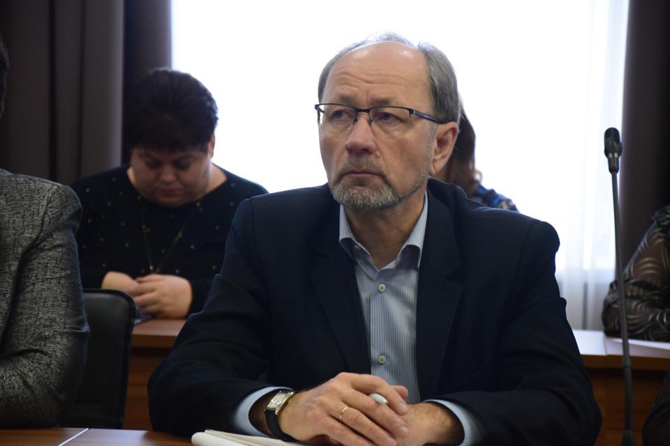 Тимчасово виконуючий обов'язки директора Департаменту екології та природних ресурсів Полтавської ОДА Олександр Ткаченко