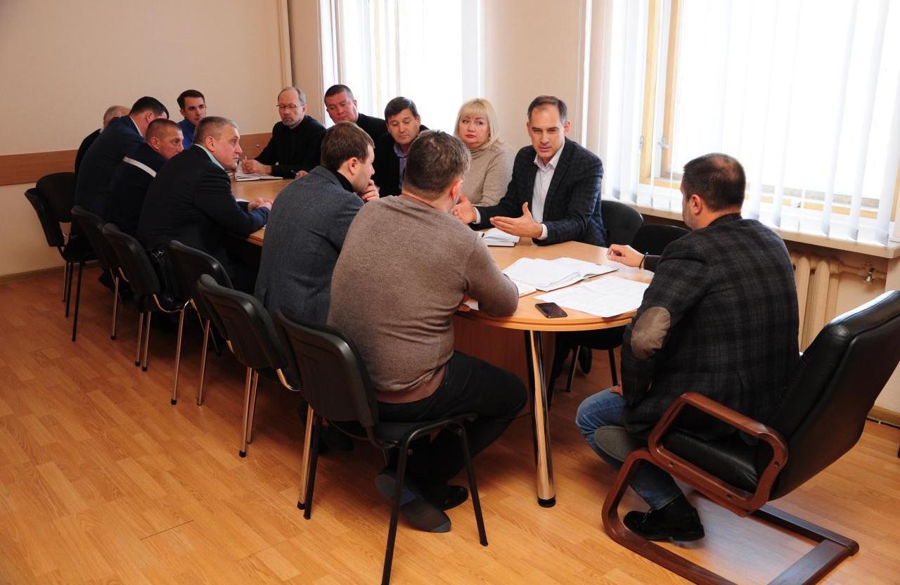 Нарада з недопущення реалізації на території Полтавської області пального з порушенням вимог чинного
