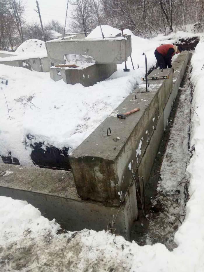 Земляні роботи у Дмитрівці