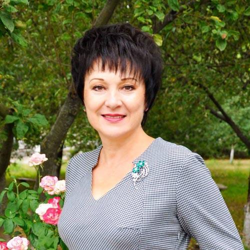 Таміла Шевченко