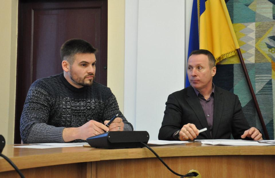 Дмитро Лаптєв та Андрій Матковський