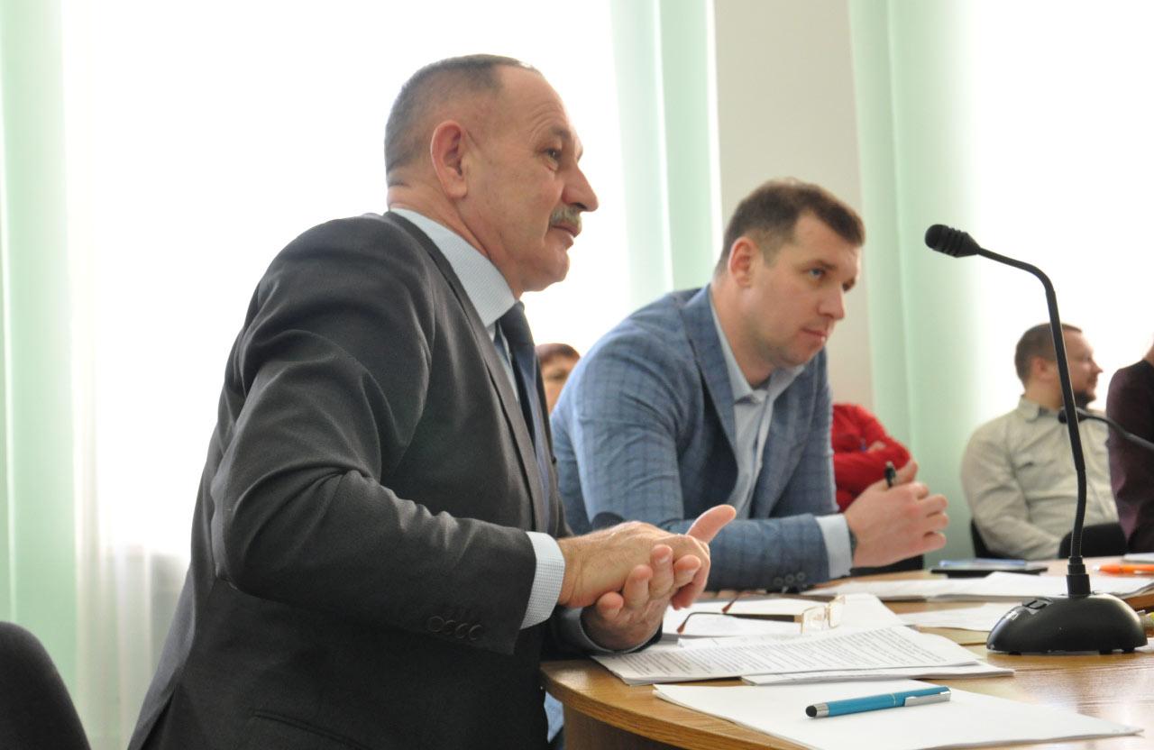 Олександр Кудацький та Олександр Шамота