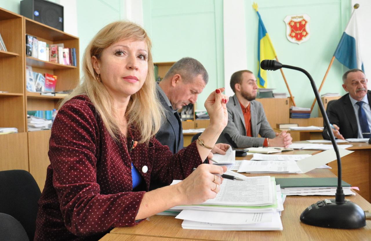 Людмила Бойченко та депутати Юрій Бойко, Олександр Глазов та Олександр Кудацький