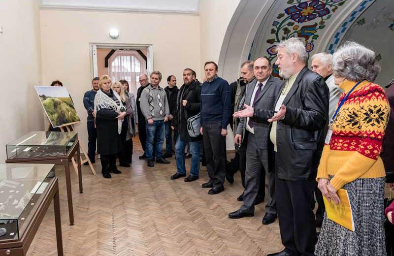 Конференція пройшла в Полтавському краєзнавчому музеї імені Василя Кричевського
