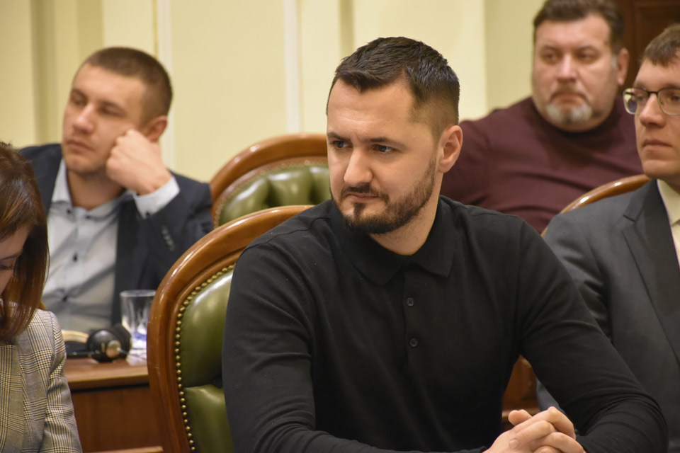 Виконавчий директор Асоціації газовидобувних компаній Роман Опімах