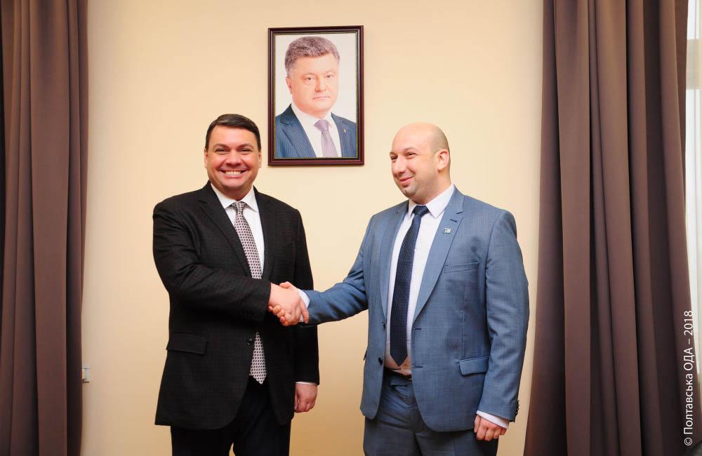 Андрій Пісоцький та Марк Гольдман